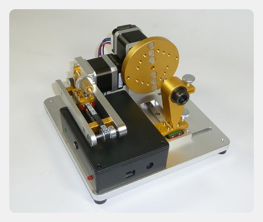 coil winder machine