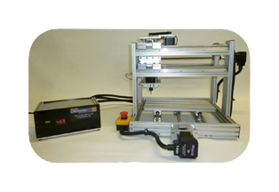 CNC Mini Muscle Machine