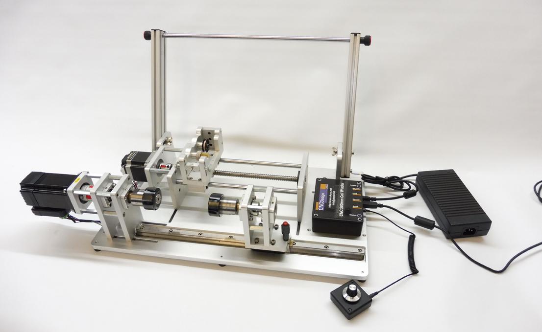 200mm MK2 Coil Winder