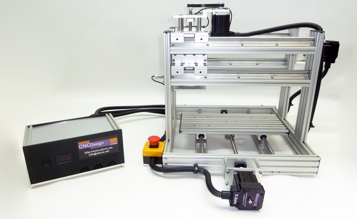Mini Muscle MK2 Routing Machine