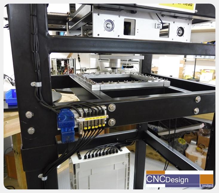 CNC Metal Forming Machine
