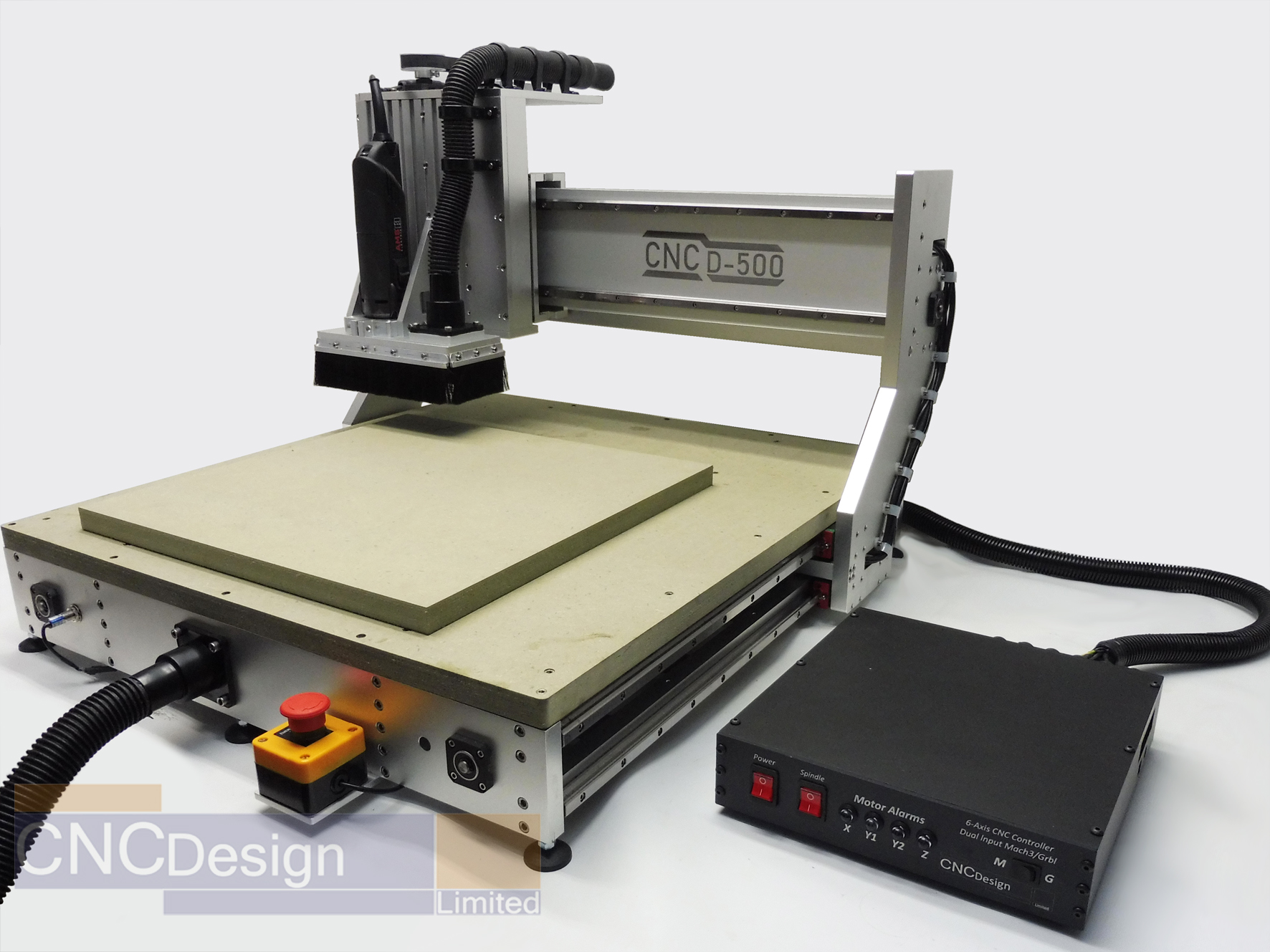 CNC D-500 Routing Machine