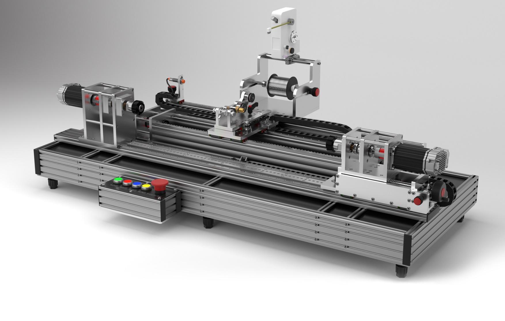 600mm CNC Coil Winder